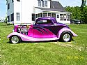 1934 Ford coupe - Jim Whitbeck owner