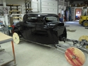 1934 Ford Coupe Body shell package