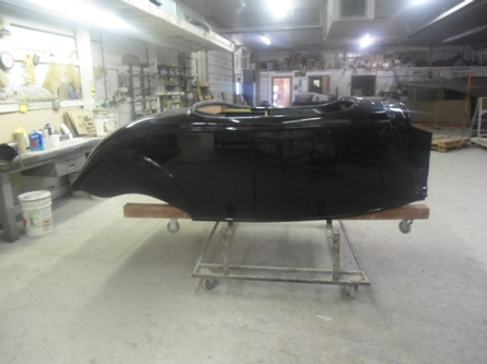 1934 Ford Roadster Body Shell Package