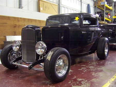 1932 Ford Coupe
