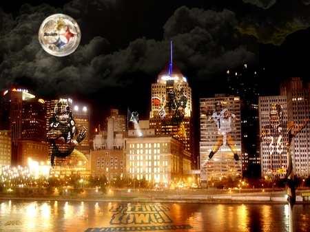 2011/19/01 STILL FOOTBALL SEASON GOOOO STEELERS!!!!