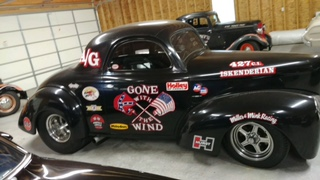 1941 WILLYS OUTLAW BODY AND CHASSIS Owner Danny's Rod Shop