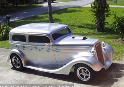 34 CHEVY SEDAN 4-SALE BY OWNER $49,000