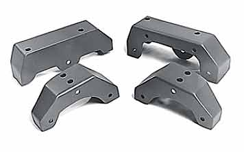 1935-40 Ford Body Mounts