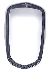 1934-35 Chevy Grille with Fiberglass Trim Band