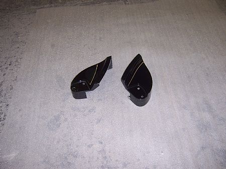 1932 Ford frame horn covers
