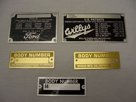 BODY TAGS