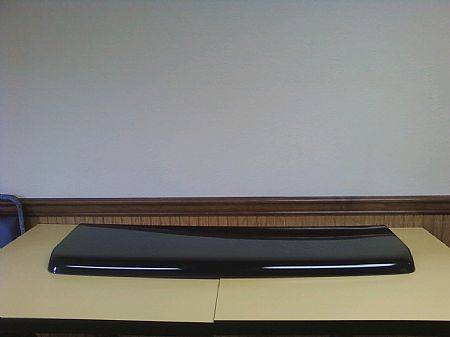 1932 Ford rear roll pan