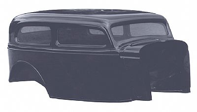 1934 Chevy Sedan complete body package