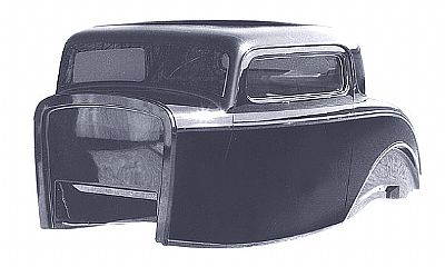 1932 Ford Coupe body shell package