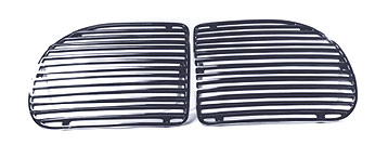 1940 Willys Chrome Grille
