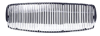 1941-42 Willys Chrome Grille