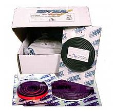 Soffseal Weatherstripping - Complete kits Chevy Ford Willys