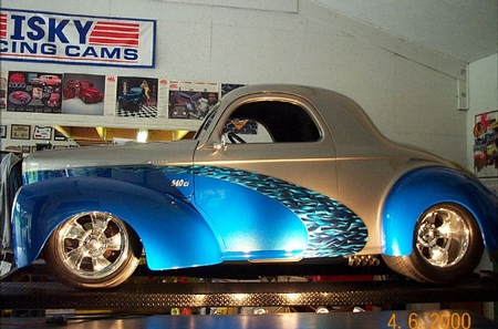 1941 Willys body & chassis package - Don Pyle OR builder