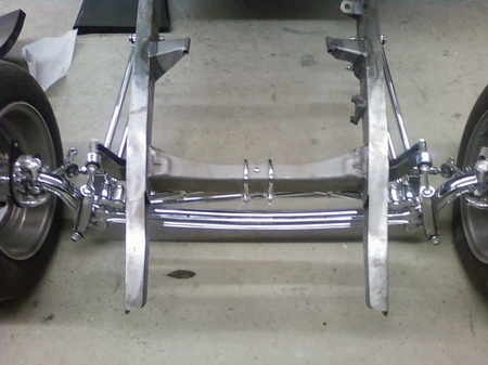 1932 Ford chassis/perimeter frames