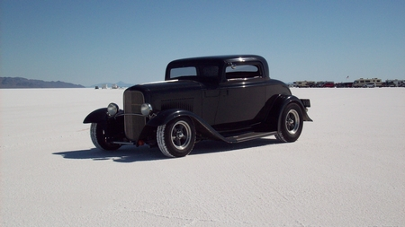 1932 Ford 3 window coupe body/chassis package as detailed 24,100.00
