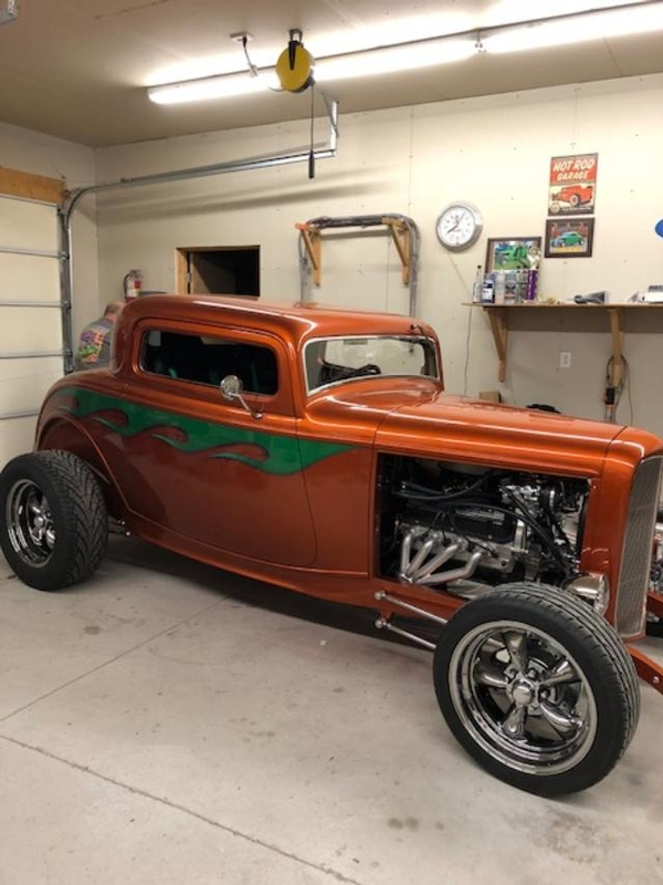 10-11-18 DANA & CLAIR'S 32 FORD COUPE