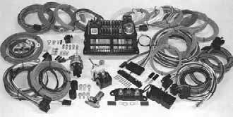 American Autowire Wiring System