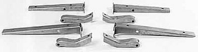 RUNNNING BOARD BRACKETS - CHEVY - FORD