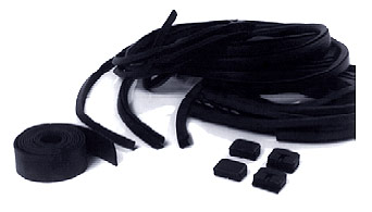 1937-42 Willys Coupe Rubber Kit
